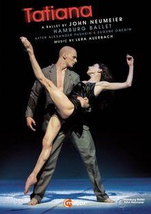 Auerbach: Tatiana (Ein Ballett von John Neumeier) [2 DVDs]