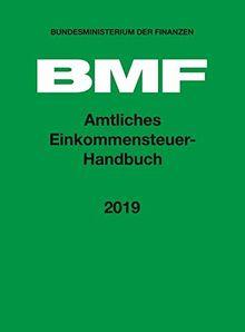 Amtliches Einkommensteuer-Handbuch 2019