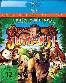 Jumanji [Blu-ray] [Deluxe Edition]