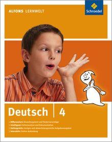 Alfons Lernwelt Lernsoftware Deutsch - Ausgabe 2009: Deutsch 4