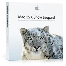 Mac OS X version 10.6 Snow Leopard