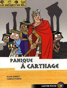 Les Enfants Du Nil 7/Panique a Carthage