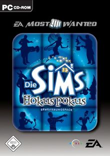 Die Sims: Hokus Pokus (Add-On) [EA Most Wanted]