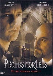 PECHES MORTELS - ANDREW McCARTHY - DVD