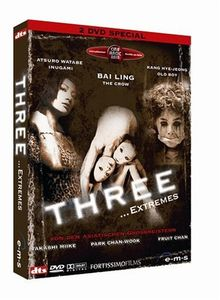 Three ... Extremes (Special Edition, 2 DVDs)