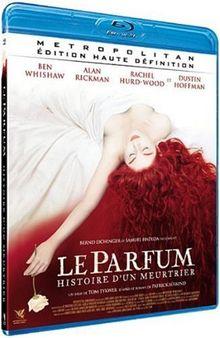 Le parfum, histoire d'un meurtrier [Blu-ray] [FR Import]