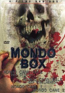 Mondo Box - Pappschuber [2 DVDs]