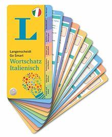 Langenscheidt Go Smart Wortschatz Italienisch - Fächer
