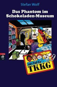 TKKG - Das Phantom im Schokoladen-Museum: Band 79