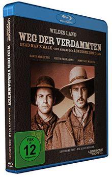 Wildes Land - Weg der Verdammten (Dead Man's Walk) - Fernsehjuwelen [2 Blu-ray]