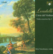 Locatelli: 'l Art Del Violino,