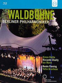 Waldbühne 2009, 2010, 2011 [Blu-ray]