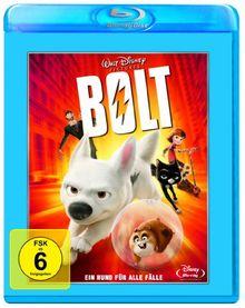 Bolt - Ein Hund für alle Fälle [Blu-ray]