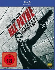 Max Payne - Extended Director's Cut [Blu-ray]