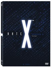 Akte X - Season 6 Collection [6 DVDs]