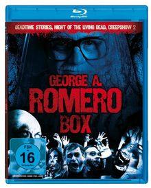 George A. Romero Box [Blu-ray]