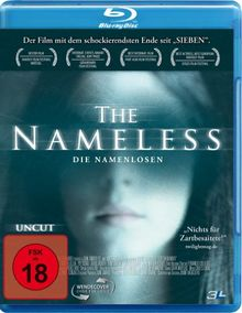 The Nameless - Die Namenlosen (Blu-ray)