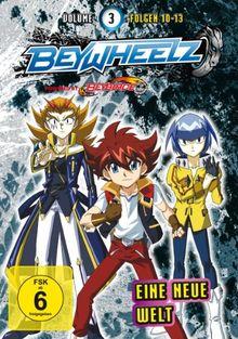 Beywheelz - Vol. 3 (Folgen 10-13)