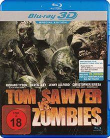 Tom Sawyer VS. Zombies 3D & 2D Blu-ray & Bonusfilm : Stiletto