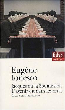 Jacques Ou Soumission AV (Folio Theatre)