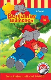 Benjamin Bluemchen - Folge 16: Benjamin traeumt [Musikkassette] [Musikkassette]