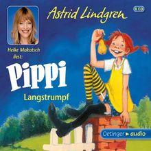 Pippi Langstrumpf, 9 Audio-CDs