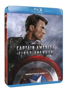 Captain america, the first avenger [Blu-ray] [FR Import]