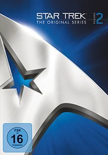 Star Trek - Raumschiff Enterprise - Staffel 2 [7 DVDs]