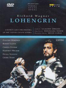 Wagner, Richard - Lohengrin (2 DVDs)
