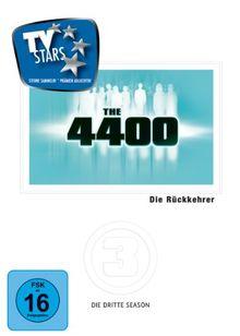 4400 - Die Rückkehrer - Die komplette dritte Season (4 DVDs)