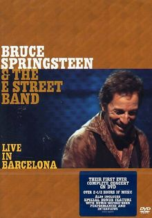 Bruce Springsteen and The E Street Band: Live in Barcelona [2 DVDs]