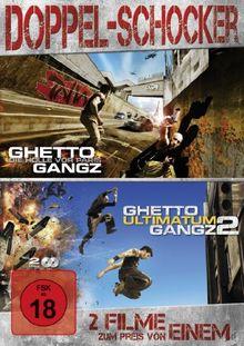 Ghettogangz - Die Hölle vor Paris / Ghettogangz 2 - Ultimatum [2 DVDs]
