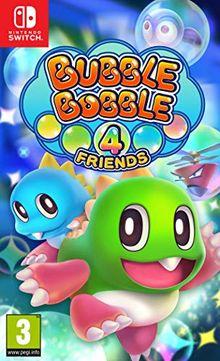 Bubble Bobble 4 Friends Spiel wechseln