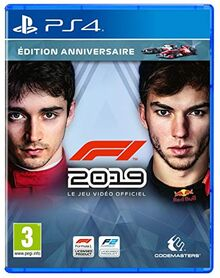 Third Party - F1 2019 - Edition Anniversaire Occasion [ PS4 ] - 4020628747541
