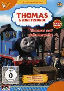 Thomas und seine Freunde (Folge 20) - Thomas auf Schatzsuche