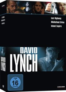 David Lynch Box [3 DVDs]