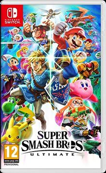 Super Smash Bros. Ultimate SWITCH [Multi-Language including German]