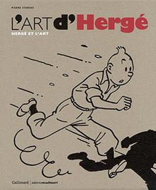 L'art d'Hergé : Hergé et l'art