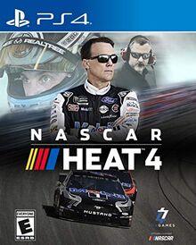 Nascar Heat 4 (#)/ PS4 [