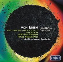 Von Einem: Philadelphia Symphony, Geistliche Sonate, Stundenlied