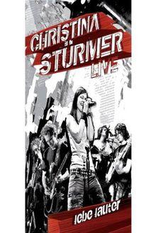 Christina Stürmer: Lebe Lauter - Live (Ltd. Super Deluxe Edt.) [Limited Deluxe Edition]
