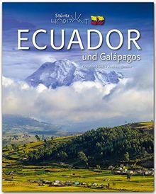 Horizont Ecuador und Galápagos: 160 Seiten Bildband mit über 250 Bildern - STÜRTZ Verlag [Gebundene Ausgabe]