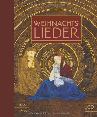 Deutsche Weihnachtslieder Zum Mitsingen.Weihnachtslieder Texte Und Melodien Mit Harmonien Mit Cd Zum Mitsingen