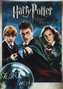 Harry Potter und der Orden des Phönix (Harry Potter and the Order of the Phoenix, Spanien Import, siehe Details für Sprachen)