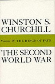 History of the Second World War: Hinge of Fate v. 4 (History of Second World War)