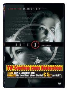 Akte X - Season One, Episode 1 & 2