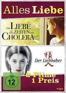 Die Liebe in den Zeiten der Cholera / Der Liebhaber (Alles Liebe, 2 Discs)