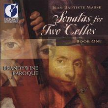 Masse Sonaten für 2 Cellos