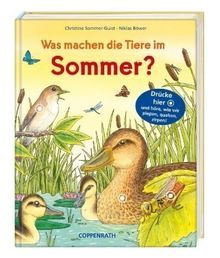 Was machen die Tiere im Sommer?
