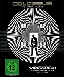 Colossus - The Forbin Project - Special Edition (Blu-ray + DVD)